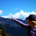 Everest Trek Day 4: Junbessi to Nuntala – Everest and the toughest day yet