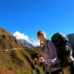 Everest Trek Day 10: Namche to Tengboche: New friends, more Everest, and the cold