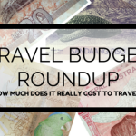 The cost of travel – October 2014 budget roundup