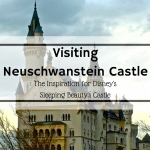 Visiting Neuschwanstein Castle (Sleeping Beauty's Castle)