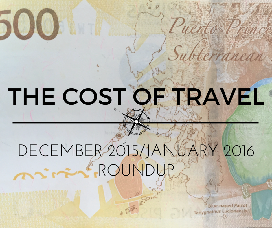 Places To Travel In December 2015: December 2015/January 2016 Roundup